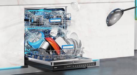 疫情危机迎来健康家电增长,老板强力洗洗碗机W735以实力助力行业发展
