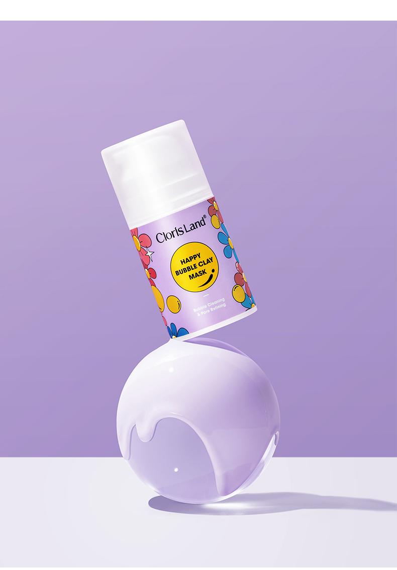 花皙蔻广泛使用活性成分,发挥产品纯净护肤力