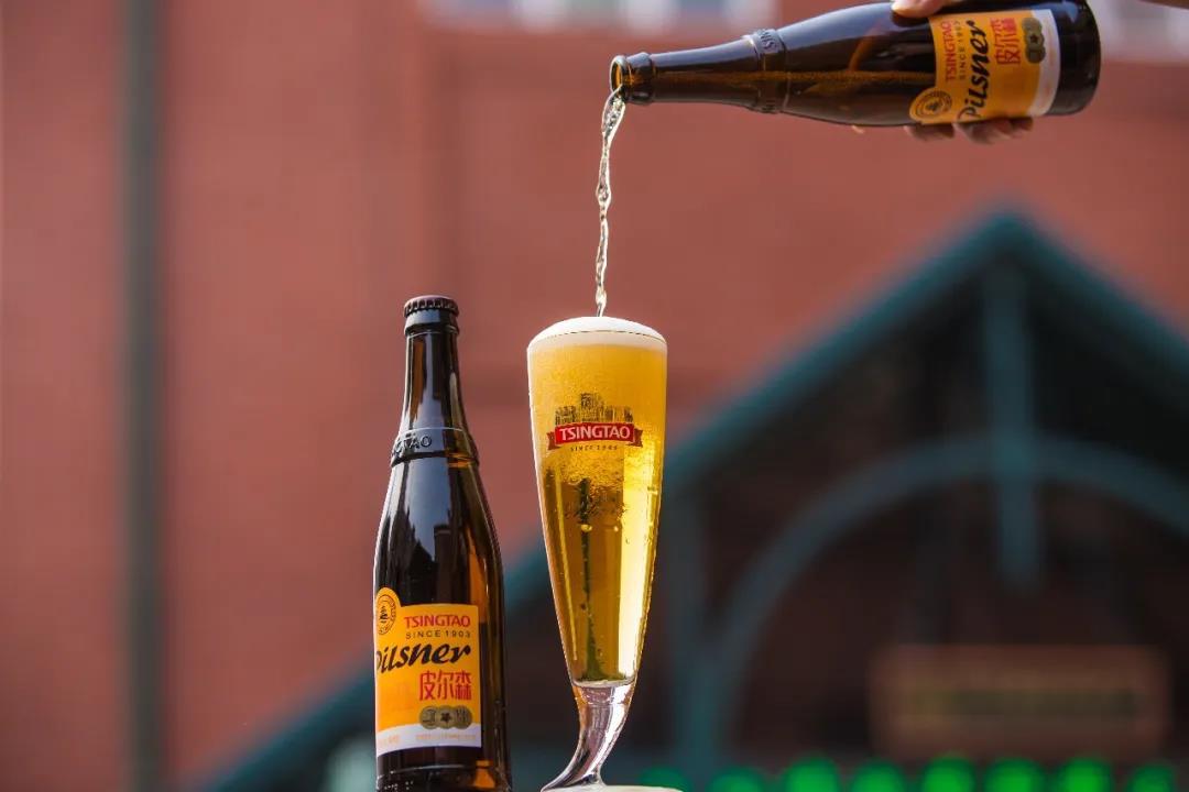 新技术赋能青岛啤酒,构建全新消费场景