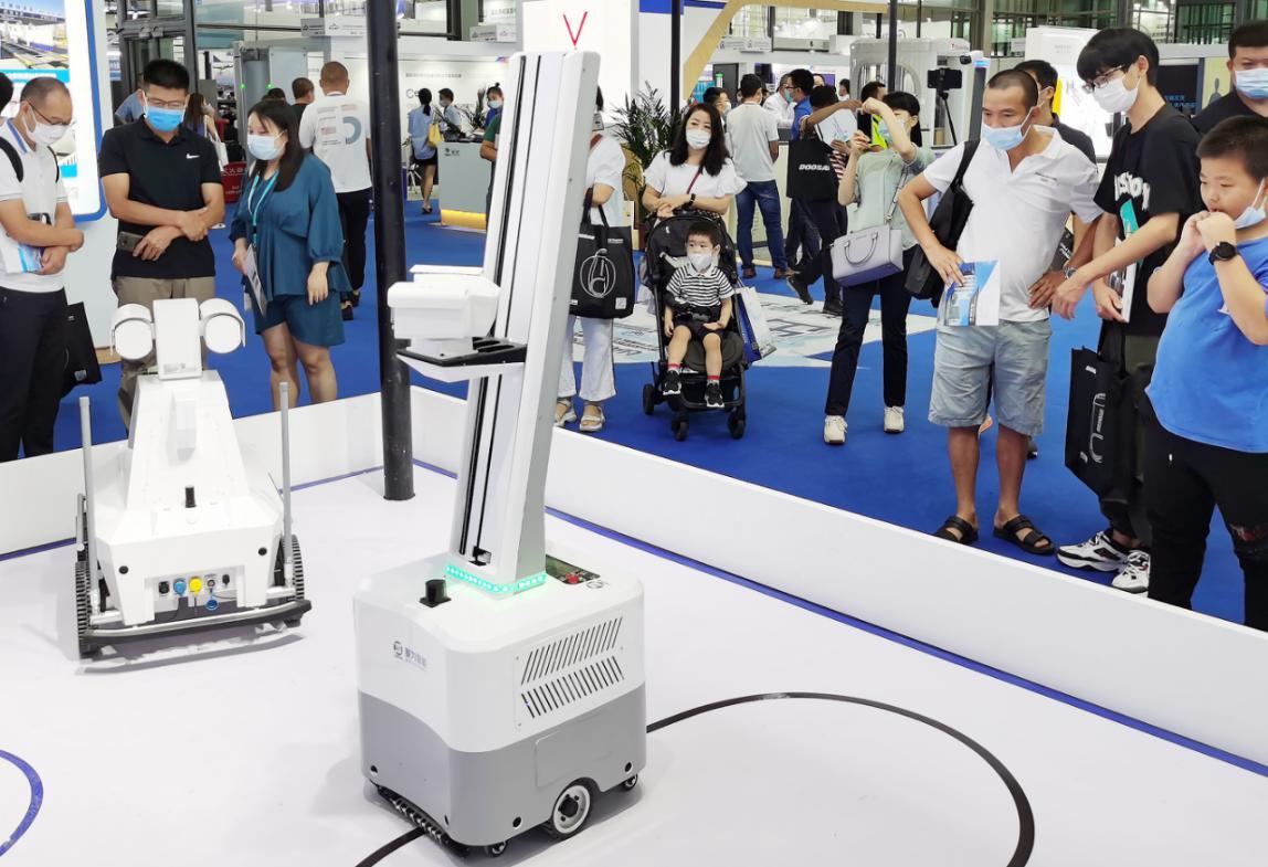 科技创新赋能平安机场 赛为智能亮相2020全国民航安保科技展