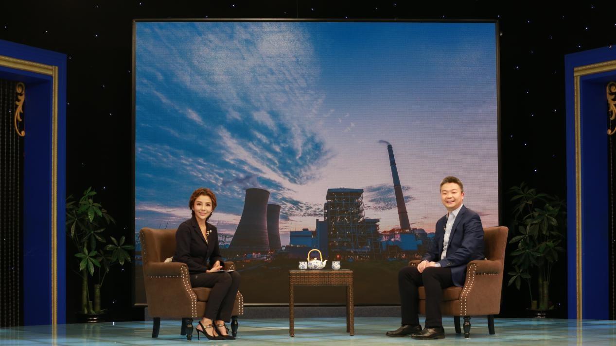 夏建涛博士接受央视采访:全应科技应运而生,赋能热电更高效