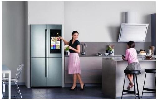 自动开合解决方案为智能冰箱提供新方向