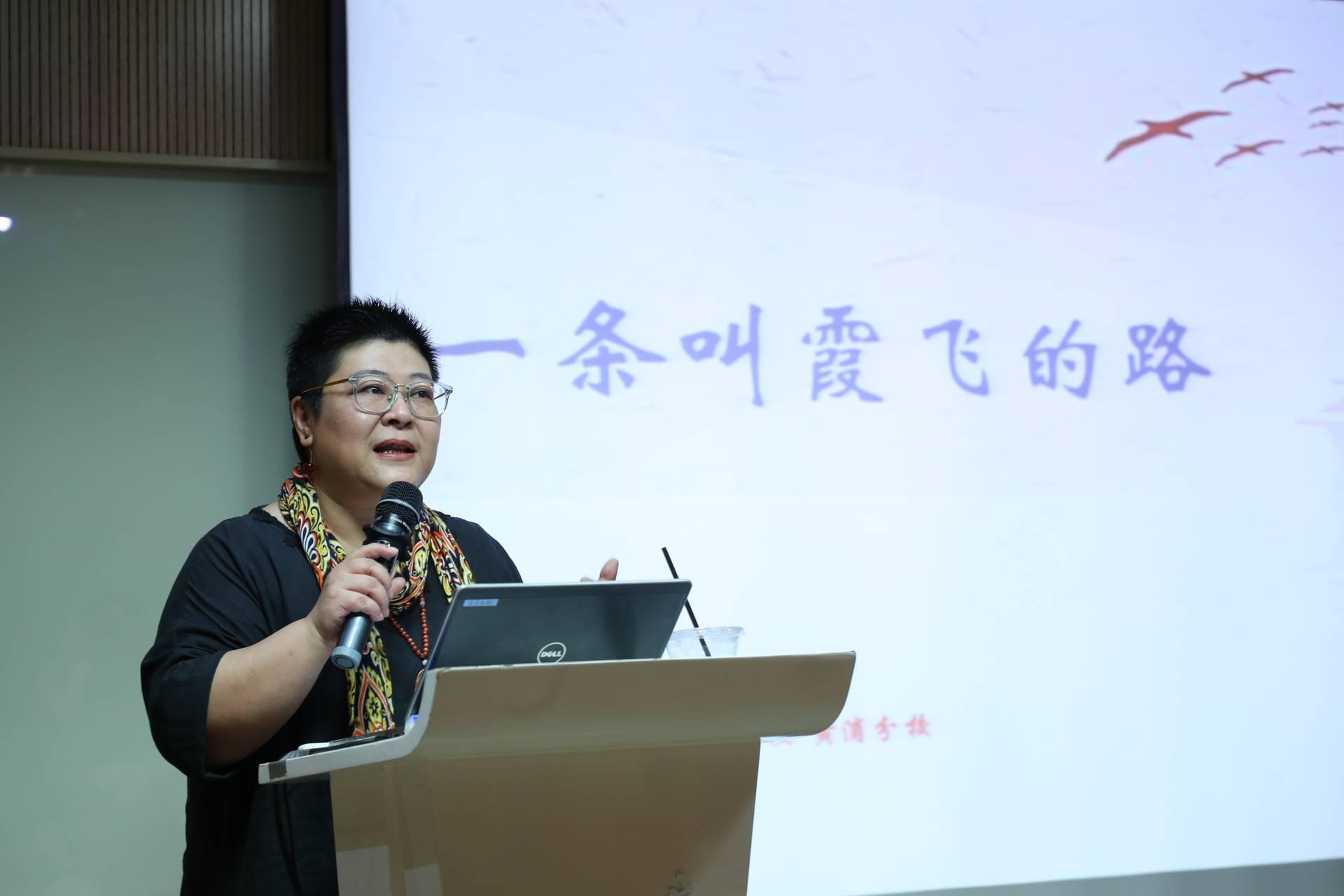 成就更好的自己    焕发绚丽的光芒上海女性创新学校黄浦分校在安利上海体验馆揭牌成立