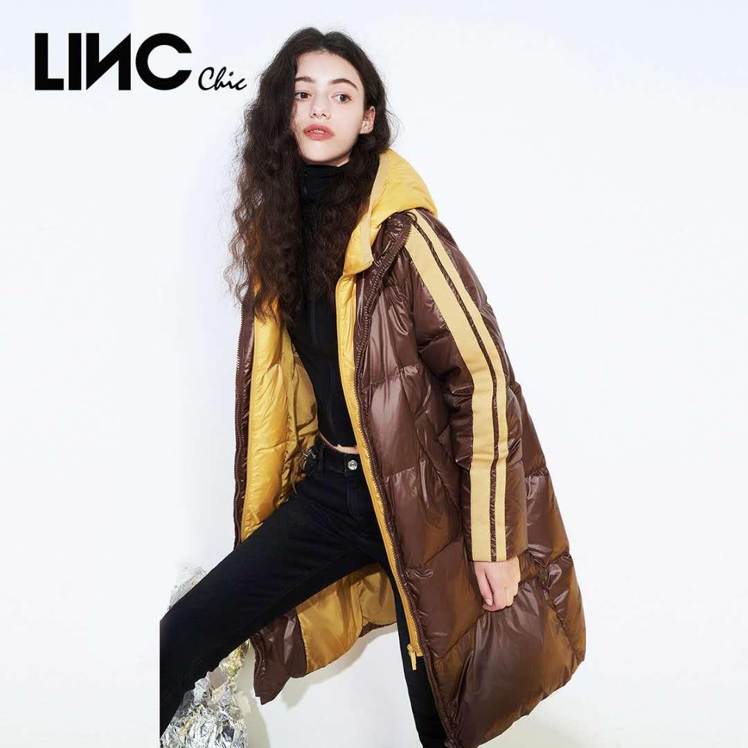 LINC金羽杰:打造时尚羽绒单品,引领冬季流行趋势