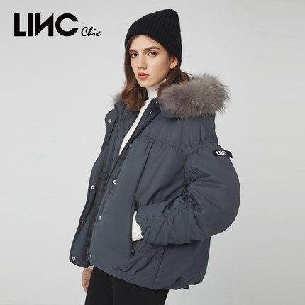 LINC金羽杰冬季时尚羽绒服,带你轻松抵御寒冬来袭