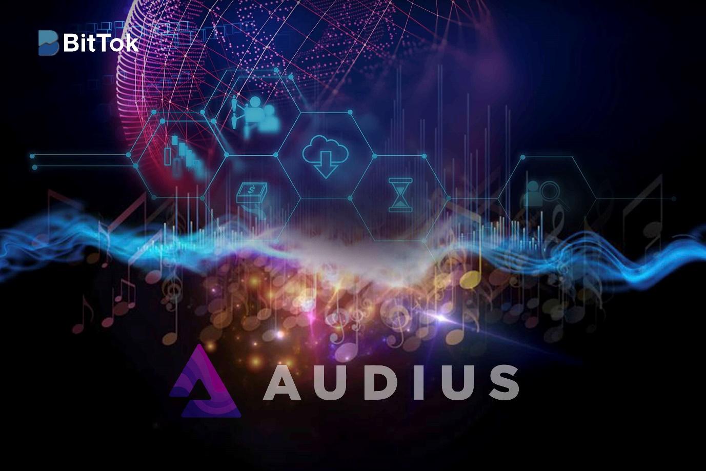 BitTok|基于IPFS技术的Audius如何促进音乐产业生态