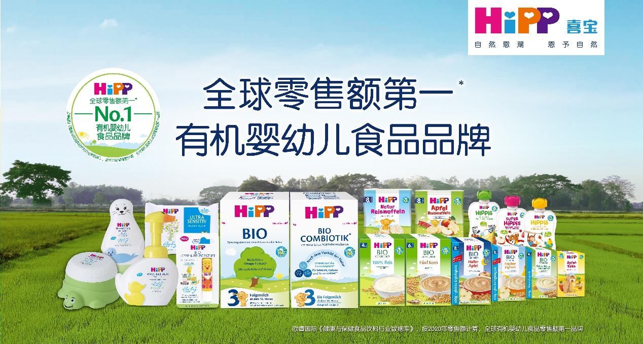 "<b>世界冠军刘秋宏亮相HiPP喜宝有机体验营,探索""冠军""有机</b>"